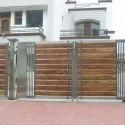 Modern SS Gate