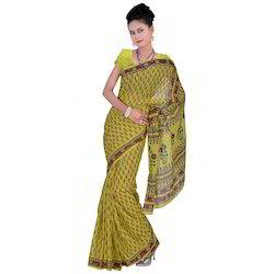Traditional Designer Cotton Saree 254