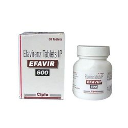 Efavir 600mg Tablets