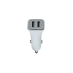 White Car Charger