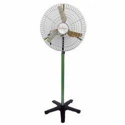 Almonard Air Circulator Pedestal Fan, Size: 24 Inch, 230 V