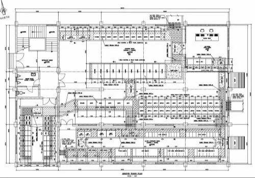 Electrical Design & Drawing for EHV, HV, MV System - Indoor ... on
