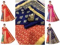Festive Wear Fancy Art Silk Saree