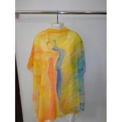 Silk Digital Printed Stoles