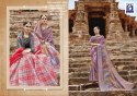 Rachna Art Silk Sanskruti Catalog Saree Set For Woman 4