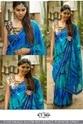 Half And Half Saree