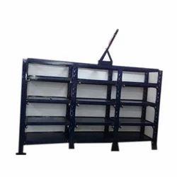 Mild Steel Mould Storage Rack