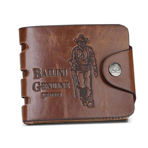 657b22a0943f Mens Bifold Leather Wallet
