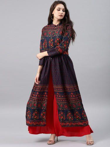 Manufacturer of Ladies Kurtis & Summer Collection by Shree Krishna