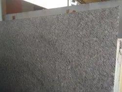 Steel Grey Granite Slab, Thickness: 20-25 mm