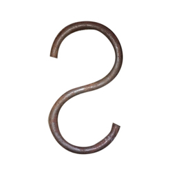 S Shape Stainless Steel Hook