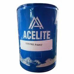 High gloss Lustre Oil Based Enamel Paint, Packaging Type: Tin Drum