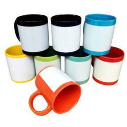Customised Patch mug Printing