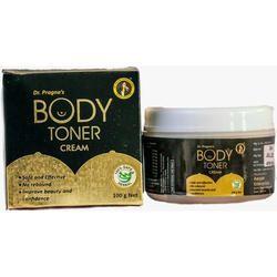 Body Toner Cream, Pack: 100 gm