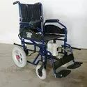 Lithium Battery Powered Wheelchair  With Manual Lifting Option
