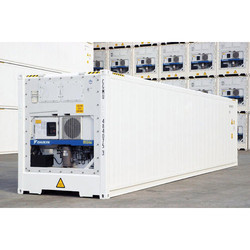 Portable Refrigerated Reefer Container Rent