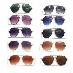 f9cb121f0fbe Unisex Stainless Steel Ochila Yellow Aviator Sunglasses Rs 34/Piece. Get  Quote. Uni Style Aviator Sunglasses