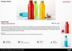 Aqua Fresh Bottles