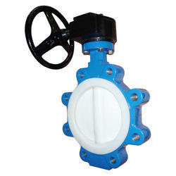 Stainless Steel Lined Butterfly Valve