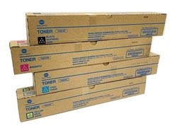 Konica Minolta Tn 514 Toner Cartridge Set