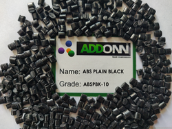 ABS Plain Black Granules
