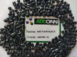 ABS Plain Black Granules