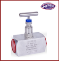 HYPER High Pressure Needle Valve, Size: 6 to 25 mm