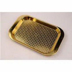 Marvel Gold Tray
