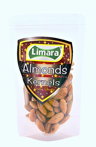 Limara Almond Kernels, Packaging Type: Sacks, Packaging Size: 25kg Pack