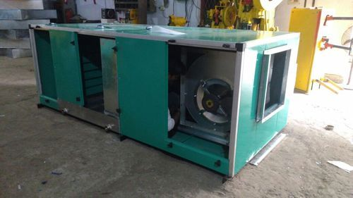 Carbon Steel Air Scrubber, Voltage: 220 V