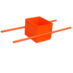 Concrete Measurement Box