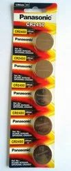 CR2450 Panasonic Button Cell