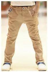 Organic Kids Casual Trousers
