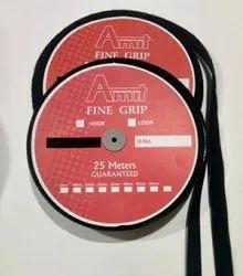 Black Hook And Loop Tape