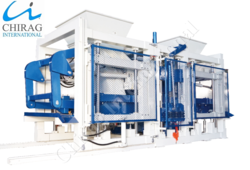Multi-Function Interlocking Block Making Machine