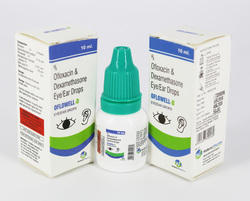 Ofloxacin Dexamethasone Eye Drops