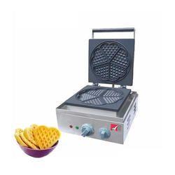 Heart Shaped Waffle Machine