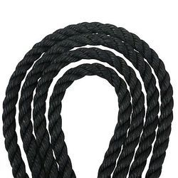 P.p Rope 3 Srand Black Color