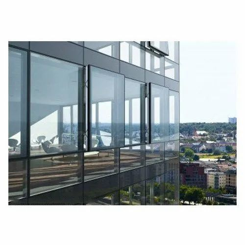 Schueco Structural Glazing