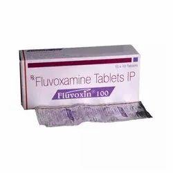 Fluvoxin 100 Tablet