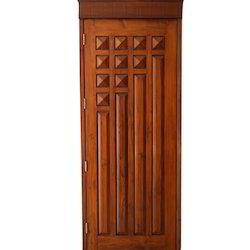 Wooden Door - Designer Solid Wooden Door Manufacturer from