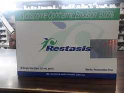 Restasis 0.05% Ophthalmic Emulsion