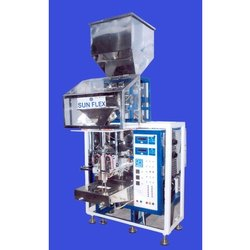 Un Even Products Pouch Packing Machine
