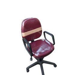 Linen Office Chair