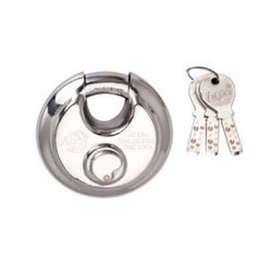 Agon 304 Stainless Steel Disc Lock