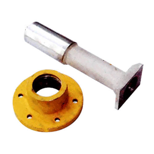 Agitator Shaft And Coupling