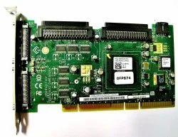 Adaptec ASC-39320A Ultra320 PCI-X SCSI RAID Controller Card 39320A 0FP874