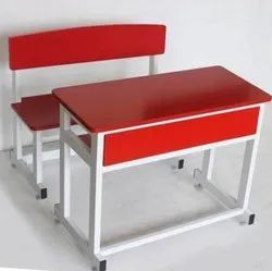 Dual Seater Desk Bench
