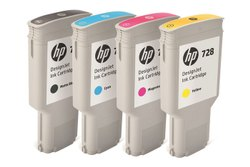 HP 728 130-ml  DesignJet Ink Cartridges