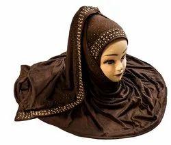 Women Casual Wear Hijab Scarf